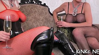 slave wrapped up and smothered clip
