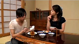 Japanese Mature  And Friend Son 820
