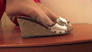 Nylon Feets 8