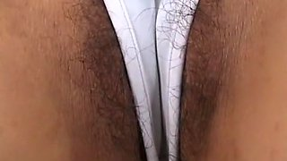 Exotic Japanese whore in Crazy Masturbation/Onanii, Close-up JAV scene