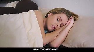 SisLovesMe - Innocent Step-Sis Begs For My Cum
