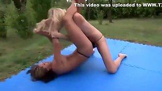 Outdoor wrestling