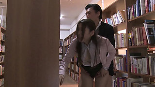 Teacher Fucked In A School Library