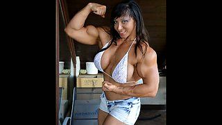 Fit Babes with Perfect Muscles!