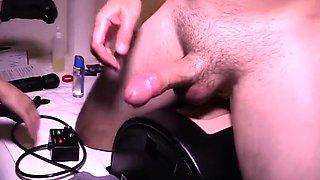 Amazing filthy Cum machine