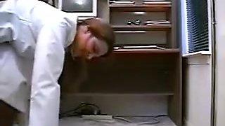 Spanked Head Nurse