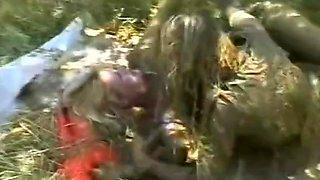 Mud Wrestling