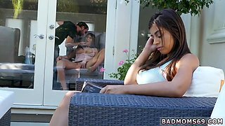 Milf teach anal hd and blonde girl tied fucked xxx Family Love Triangle
