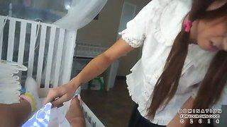 tina babysitter humiliation
