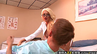 Brazzers - Doctors Adventure - Summer Brielle Danny D - Lets Repopulate the Planet