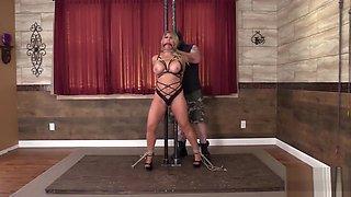 helpless dreamgirl in bondage