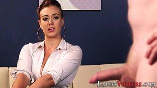 busty cfnm mistress babe porn