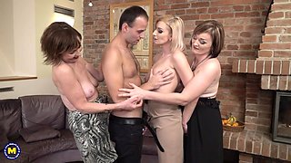 wild foursome at its best!