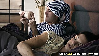 Brazzers - Pornstars Like it Big - Toying Wit