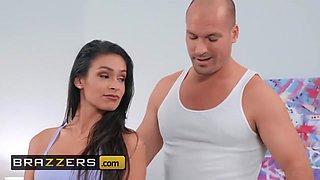 Brazzers - Real Wife Stories - Katana Kombat Sean Lawless - Bend Me Over