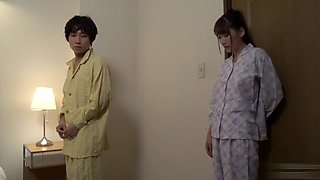 Japanese Horny Mom and Son