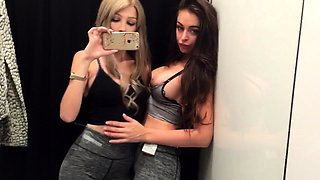 Cute legal age teenager 15 softcore handcuffs
