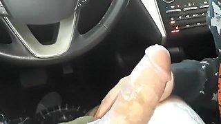 Sloppy Blowjob in car from SlutterCici