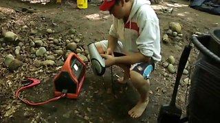 LANE SISTERS - Camping x-treme