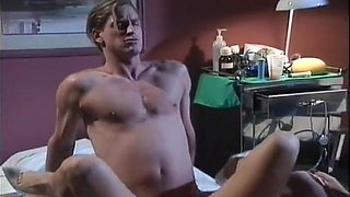 Young Nurse Can't Resist Her Hot Patient's Cock