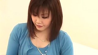 Hottest Japanese model in Fabulous JAV scene