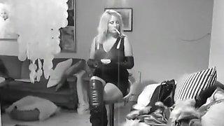 Amazing amateur Fetish, Blonde sex clip