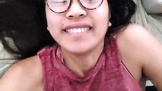 Cute Asian Huge Facial