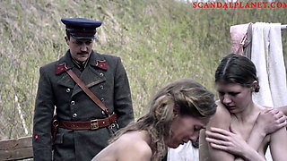 Bel Powley Nude in 'Ashes in the Snow' On ScandalPlanet.Com