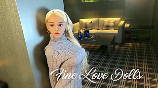 Meet Bella 148cm TPE Love Doll - www.finelovedolls.com
