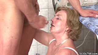 horny granny getting fucked hard