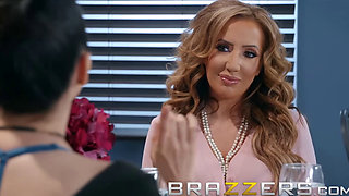 Brazzers - Milfs Like it Big - Hard porn video - Richelle Ryan