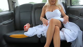 Bride creampied on her wedding day