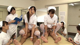 Japanese Nurse Condom Check Conferrence