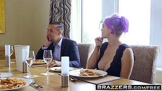 Brazzers - Real Wife Stories - Jasmine James Skyler Mckay Danny D and Keiran Lee