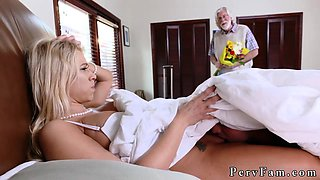 Daddy anal crying and taboo milf fuck Unpacking Stepmom