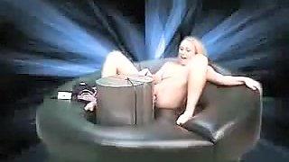Natalie Norton Sex Machine Fucking