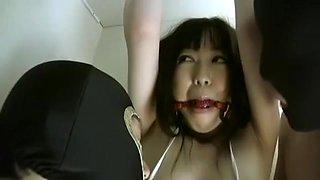 Horny Japanese model Yuu Shinoda in Best Dildos/Toys, Cunnilingus JAV scene