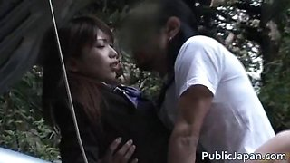 Hino Hikari Asian doll enjoys sex