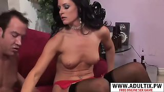 Smoking fake mother india summer ride cock hard her step son