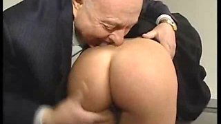 Italian Latina Nun in Uniform Erotic fuck by Dirty Old man