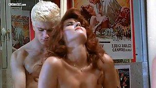 Pamela Prati Valentine Demy - Nude scenes from Io Gilda