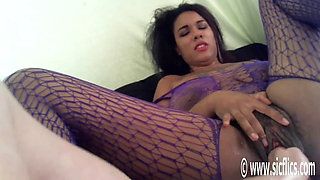 Sicflics Celias Brutal Double Fisting Squirt Orgasms