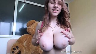Perfect Teen Caught On Cam