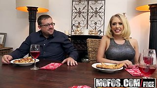 mofos - pornstar vote - housewife fucks on kitchen floor sta