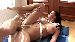 Gianna michaels oiled