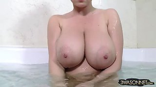 first nude bath ewa