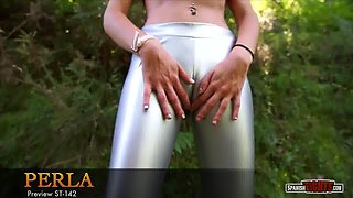 Cameltoe nymph of the forest