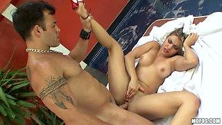 Hard Pounding In Brazil / Fernandinna Fernandez 3