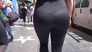 PHAT ASS TIGHT SPANDEX SISTERS