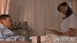 fantastic nurse porn in three film video 1